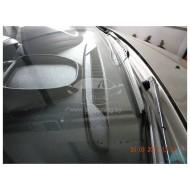 Дефлектор решетки обогрева (обдува) лобового стекла Лада Ларгус