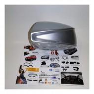 Аэродинамические накладки на боковое зеркало (691 ПЛАТИНА) LADA Largus | Renault Duster | Renault Logan | Sandero | Step