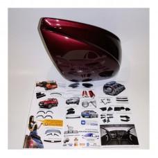 Аэродинамические накладки на боковое зеркало (191 ВЕНЕРА) LADA Largus   Renault Duster   Renault Logan   Sandero   Stepway с 2012 г.в.