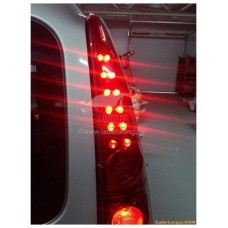 Светодиодные задние фонари дополнительные Лада Ларгус новый дизайн