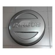 Колпак-Чехол (КАШЕМИР) на запасное колесо ЛАДА ЛАРГУС R15 c надписью LARGUS