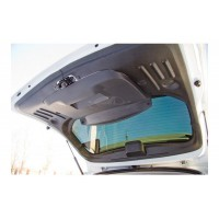 Облицовка крышки багажника Renault Duster с 2015 г. в.