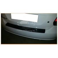 Накладка на задний бампер (АБС) Volkswagen POLO седан | Фольксваген поло седан с 2009 г.в. по 2015 г.в.