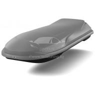 Автобокс спортивный Cosmo EURO YUAGO (485 л.) Серый (тиснение)