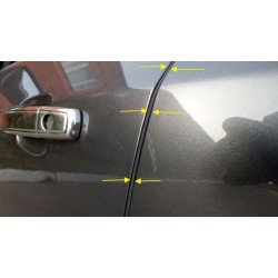 Уплотнитель дверной РКИ 19 АНАЛОГ (для Лада Ларгус, Рено Логан, Лада Гранта, Focus 3, Лада Калина, Лада Гранта, Шевроле Нива, Рено Сандеро, Рено Дастер, Nissan Almera и др)