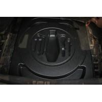 Органайзер багажника (запасного колеса) Лада Приора | LADA Priora (АБС) седан с 2007 г.в.