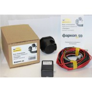 Блок согласования электрики фаркопа с розеткой (Smart Connect)