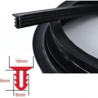 Уплотнитель лобового стекла универсальный (160 см)