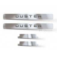 Накладки в проем дверей (4шт) (НПС) RENAULT Duster 2012-