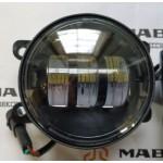 ПТФ Светодиодные (LED) 30Вт увеличенной яркости (противотуманные фары). Однорежимные, белый свет для