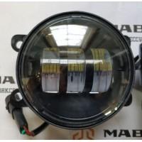 ПТФ Светодиодные (LED) 2 шт. 30Вт увеличенной яркости (противотуманные фары). Однорежимные, белый св