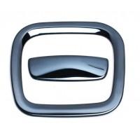 Накладка на ручку перчаточного ящика (Черный глянец) Лада Иксрей | Lada XRAY