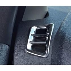 Накладка на верхние воздуховоды (Хром) Лада Иксрей | Lada XRAY