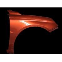 Пластиковое крыло (ПРАВОЕ) Лада Веста Кросс СВ | LADA Vesta CROSS SW ОКРАШЕННОЕ в цвет автомобиля (1