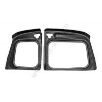 Обшивка задних дверей со скотчем 3М Lada (ВАЗ) Largus 2012-