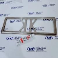 Рамка с бортиком для фиксации фильтра в холодном впуске Веста Спорт | Lada Vesta Sport