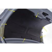 Обивка крышки багажника LADA Granta FL (седан) Рестайлинг с 2018 г.в