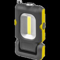 Фонарь универсальный аккумуляторный светодиодный фонарик (LED) Navigator серии NPT-W