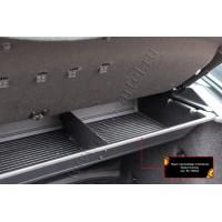 Ящик-органайзер в багажник Skoda Octavia A7 2014-2017 (III дорестайлинг), Octavia A7 III рестайлинг