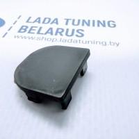 Заглушка поручня (1 шт.)  Vesta Sport (черный) (арт. 8450032834) - Черный потолок