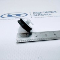 Клипса-пистон (1 шт.)  обшивки дверей и салонных накладок Лада Веста, Xray, Гранта, Датсун, Renault