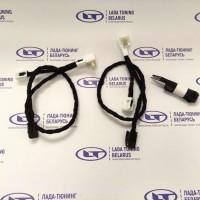 Комплект проводки для подключения твиттеров (пищалок) для Лада Веста | Lada Vesta