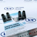 Демпферы замков дверей (комплект 4 шт) для Лада Иксрей (все модели) | Lada Xray