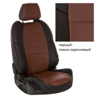 Чехлы (комплект) из экокожи Премиум (1-1.2мм) КЛАССИК для Renault Duster 2011-2014 (без подушкек безопасности)(зад.сиденье сплошное), ''Автопилот''