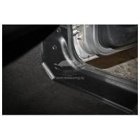 Накладки на ковролин передние  2 шт. для Лада Ларгус | LADA Largus с 2012 г.