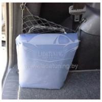 Защитная накидка в багажник автомобиля Лада Ларгус (5-ти, 7-ми местный)