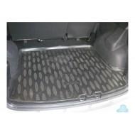 Коврик в багажник полиуретановый Лада Ларгус 5 местный (74009)