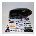 Аэродинамические накладки на боковое зеркало (283 КАШЕМИР) LADA Largus | Renault Duster | Renault Lo