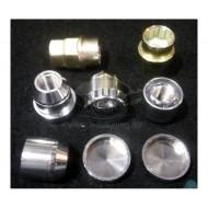 Гайки-Секретки на кронштейн запасного колеса (шаг резьбы - 1,50) 406144X2 Лада Ларгус C416444SX-2key
