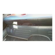Накладки на ковролин заднего сиденья для Лада Веста, Vesta SW Cross