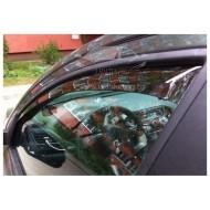 Дефлекторы (ветровики) вставные для Лада Веста седан - комплект 4 шт.