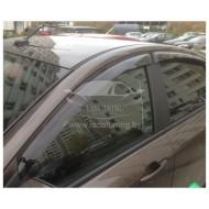 Дефлекторы (ветровики) накладные окон Anv-Air для Lada Vesta седан