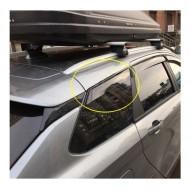 Дефлекторы окон Лада Веста универсал СВ/СВ Кросс (УГОЛКИ евростандарт - широкие)