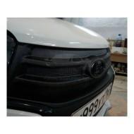 Зимняя защита верхняя ЯрПласт для Лада Х Рей | Lada Xray CROSS