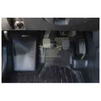 Накладки на ковролин передние с подпяточником 2 шт. Renault Duster | Рено Дастер с 2015 г.в. (рестай