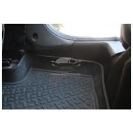 Накладки на ковролин задние 2 шт. Renault Duster | Рено Дастер с 2011 г.в.