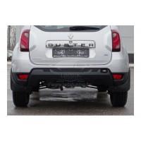 Брызговики ДАСТЕР-ГАРД задние увеличенные Renault Duster 2011 г.в.- 2015 г.в.