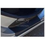 Накладки в проём дверей Рено Логан |  Renault Logan с 2014 г.в.— комплект 4 шт.