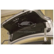 Обивка крышки багажника Рено Логан | Renault Logan II с 2014 г.в.
