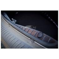Накладка в проем багажника (АБС) Renault LOGAN II | Рено Логан 2 с 2014 г.в.